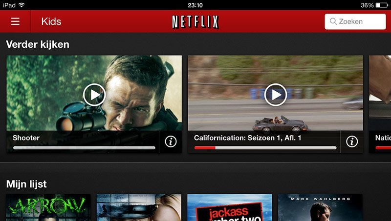 how to cancel netflix on ipad