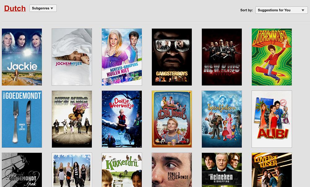 Netflix Aanbod Nederland Wat Biedt Netflix Aan In Nederland