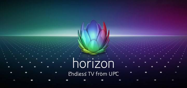 Netlix UPC Horizon