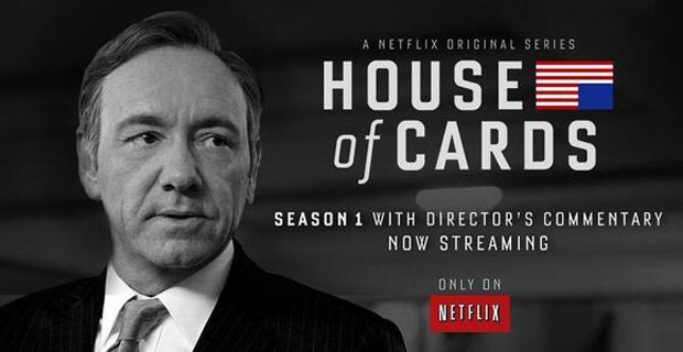 Netflix series House of Cards