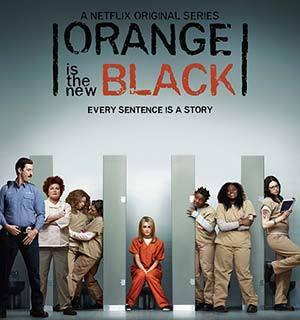 Netflix series Orange is the New Black
